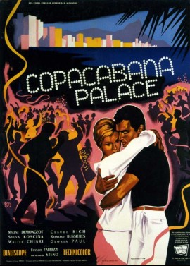 COPACABANA PALACE movie poster