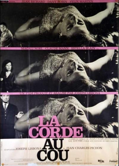 affiche du film CORDE AU COU (LA)