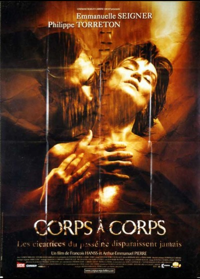 CORPS A CORPS movie poster