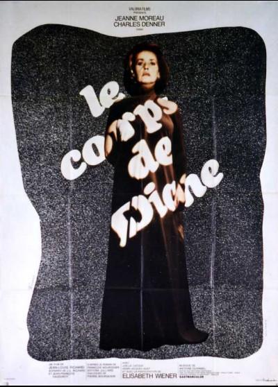 affiche du film CORPS DE DIANE (LE)