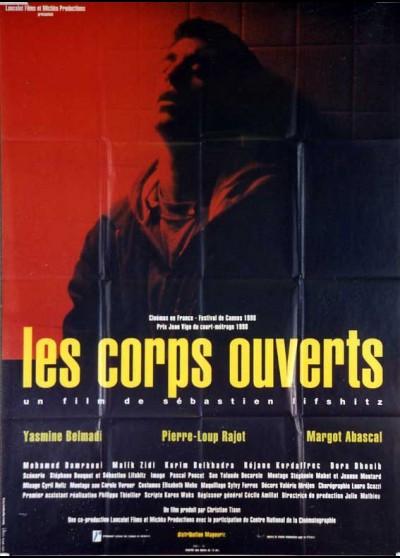 affiche du film CORPS OUVERTS (LES)