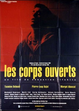 CORPS OUVERTS (LES) movie poster