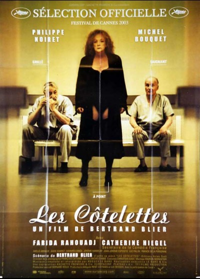 affiche du film COTELETTES (LES)