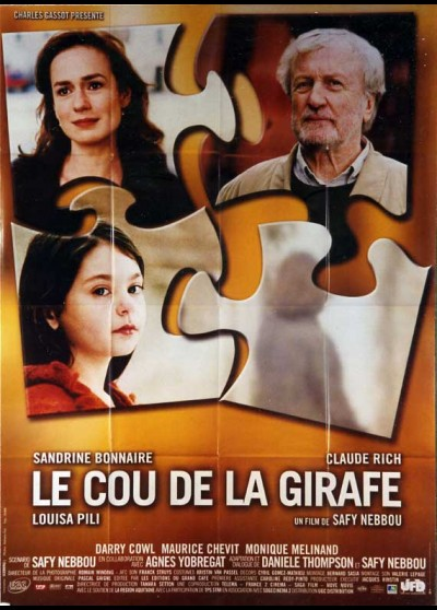 affiche du film COU DE LA GIRAFE (LE)