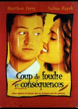 affiche du film COUP DE FOUDRE ET CONSEQUENCES