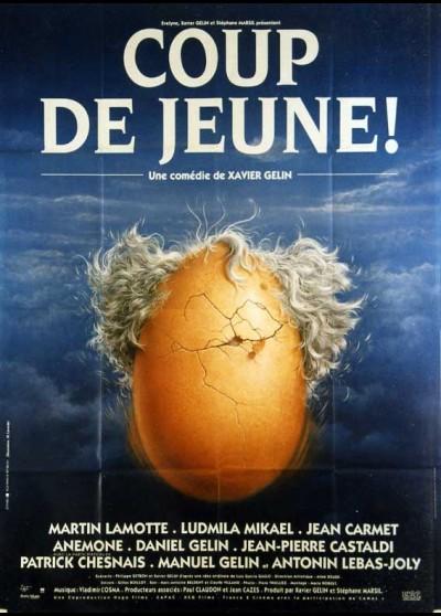 affiche du film COUP DE JEUNE