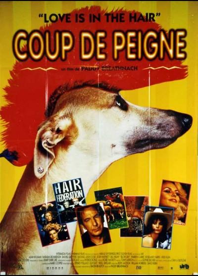 affiche du film COUP DE PEIGNE