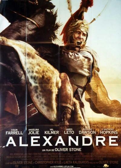 ALEXANDER movie poster