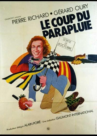 COUP DU PARAPLUIE (LE) movie poster