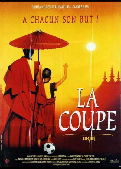 affiche du film COUPE (LA)