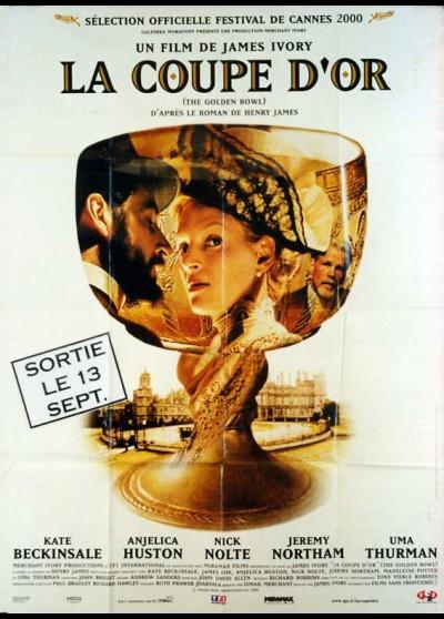 affiche du film COUPE D'OR (LA)