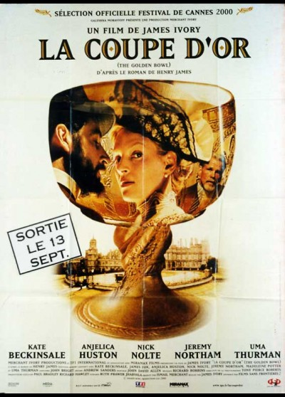 GOLDEN BOWL (THE) movie poster
