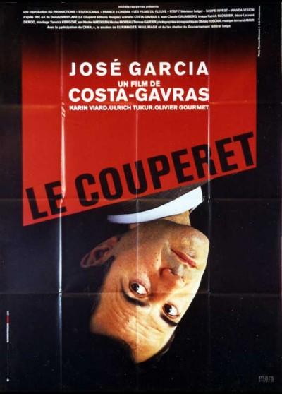 COUPERET (LE) movie poster