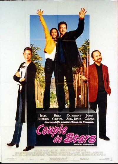 affiche du film COUPLE DE STARS