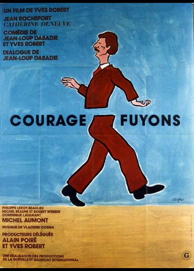 COURAGE FUYONS movie poster