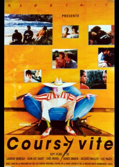 COURS Y VITE movie poster