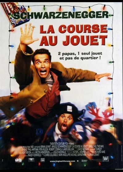 affiche du film COURSE AU JOUET (LA)