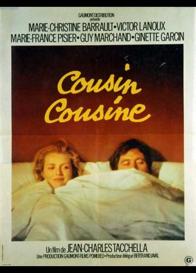 affiche du film COUSIN COUSINE