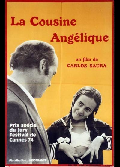 affiche du film COUSINE ANGELIQUE (LA)