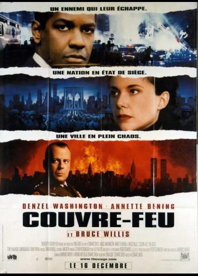 affiche du film COUVRE FEU