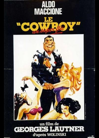 affiche du film COWBOY (LE)