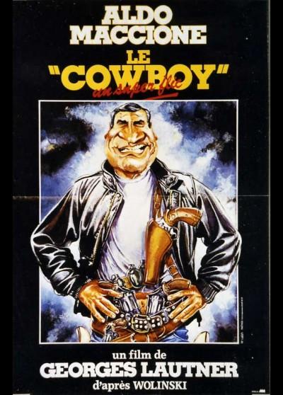 COWBOY (LE) movie poster