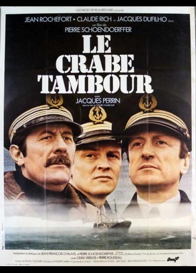affiche du film CRABE TAMBOUR (LE)