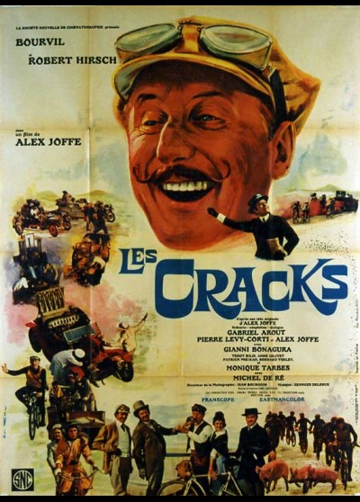 affiche du film CRACKS (LES)