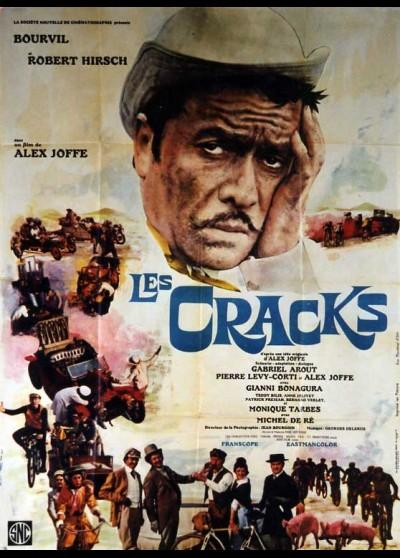 CRACKS (LES) movie poster