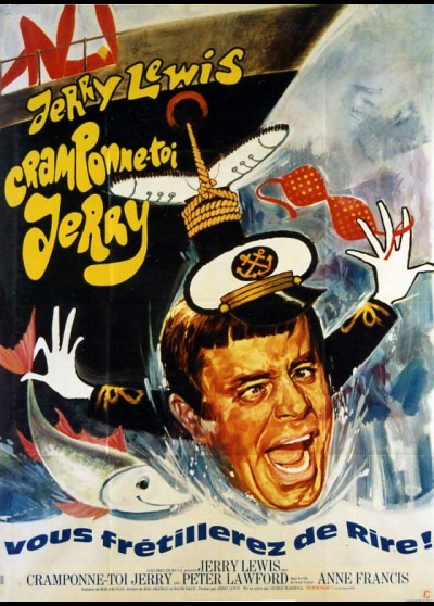 affiche du film CRAMPONNE TOI JERRY
