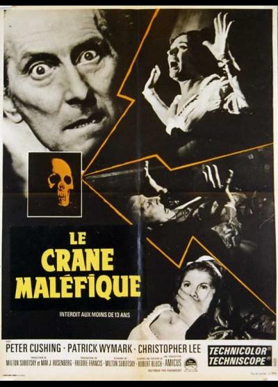 affiche du film CRANE MALEFIQUE (LE)