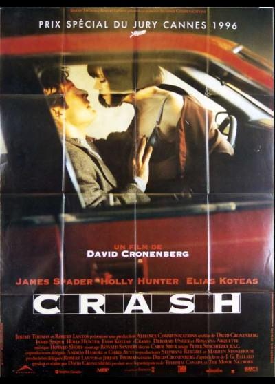 affiche du film CRASH