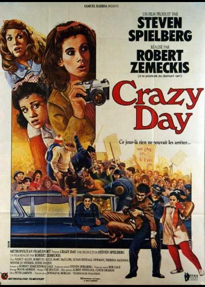 affiche du film CRAZY DAY