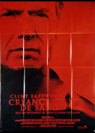 affiche du film CREANCE DE SANG