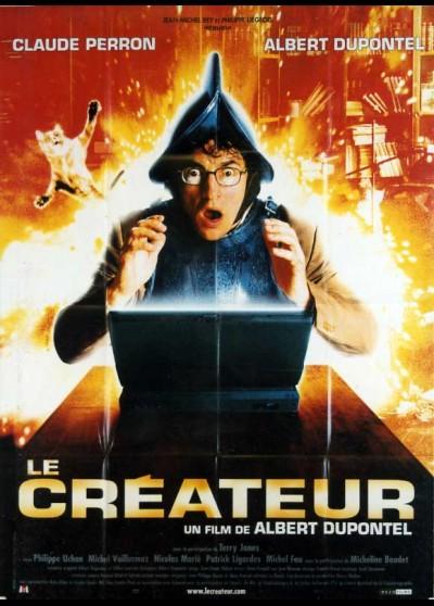 affiche du film CREATEUR (LE)