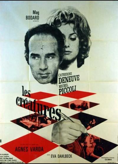CREATURES (LES) movie poster