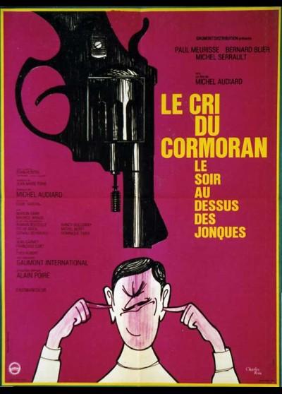 affiche du film CRI DU CORMORAN LE SOIR AU DESSUS DES JONQUES (LE)