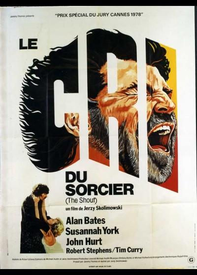 affiche du film CRI DU SORCIER (LE)