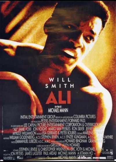 ALI movie poster