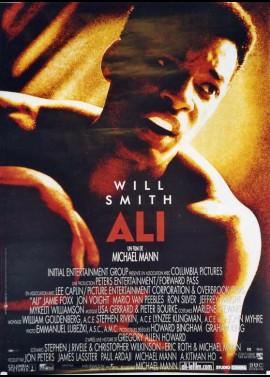 affiche du film ALI