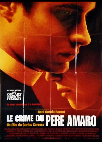 affiche du film CRIME DU PERE AMARO (LE)