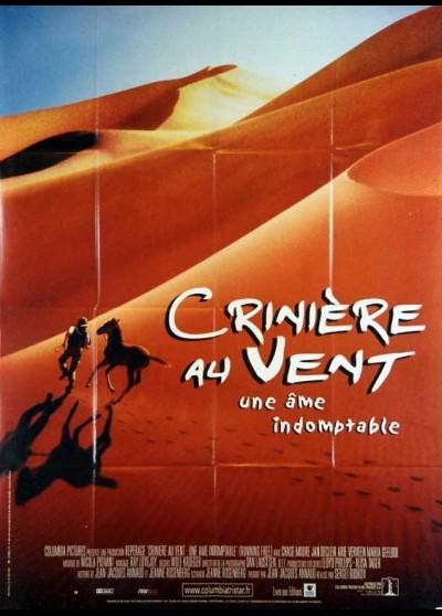 affiche du film CRINIERE AU VENT