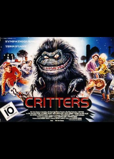 affiche du film CRITTERS