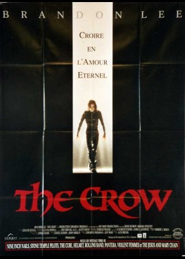 CROW (THE) movie poster