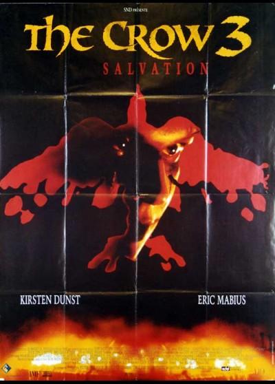 affiche du film CROW 3 SALVATION (THE)