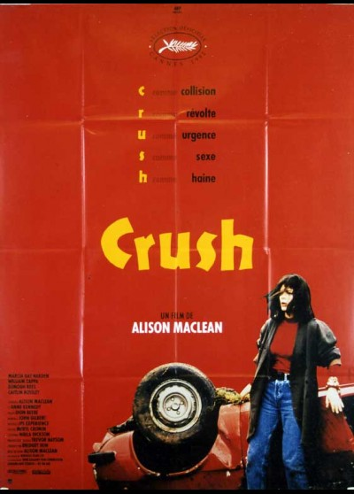 affiche du film CRUSH