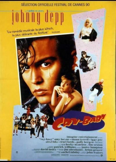 affiche du film CRY BABY