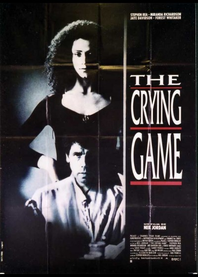CRYING GAME (THE) movie poster