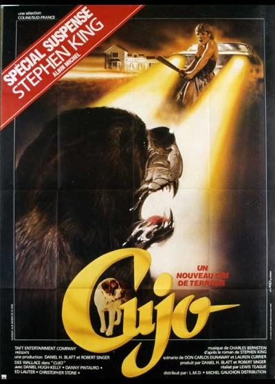 affiche du film CUJO