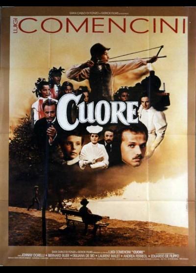 affiche du film CUORE